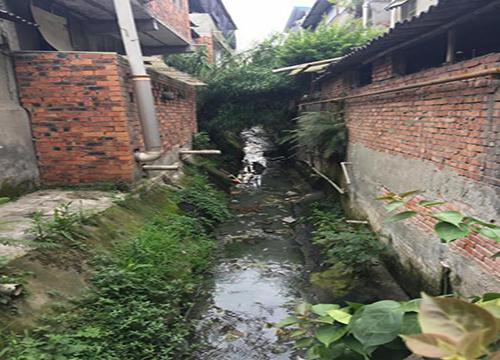 温江区农村环境连片综合整治工程