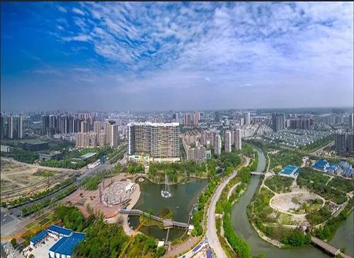 温江区寿安水厂天师堰饮用水源保护工程
