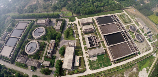 温江科技园污水处理厂一期提标改造工程